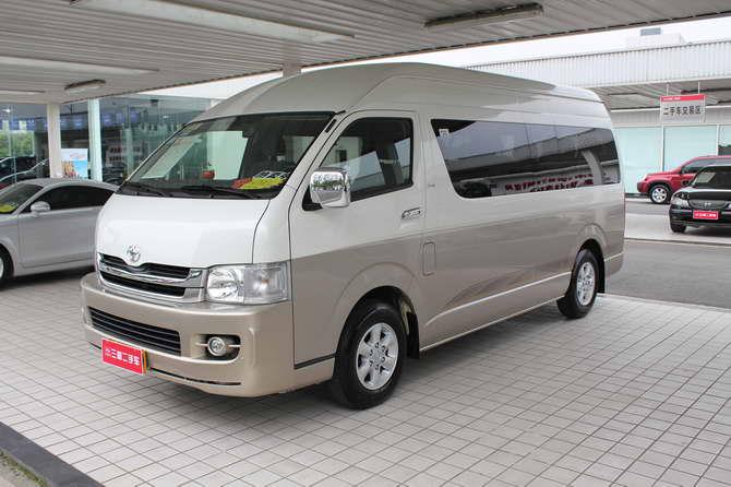 丰田海狮面包车