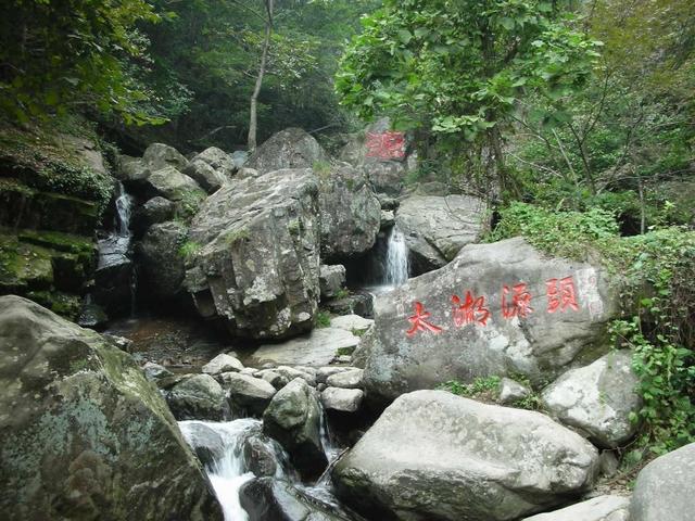 太湖源、柳溪江两日游